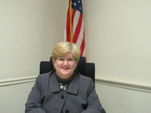 Ms. Dona Galia, Councilwoman (Click Here!)