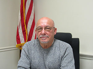 Mr. James Rullo, Councilman (Click Here!)
