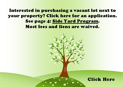 Vacant Property